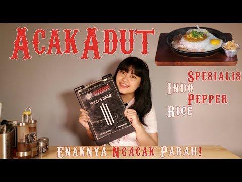 ACAK-ADUT SPESIALIS INDONESIA PEPPER RICE, ENAKNYA NGACAK PARAH!!!