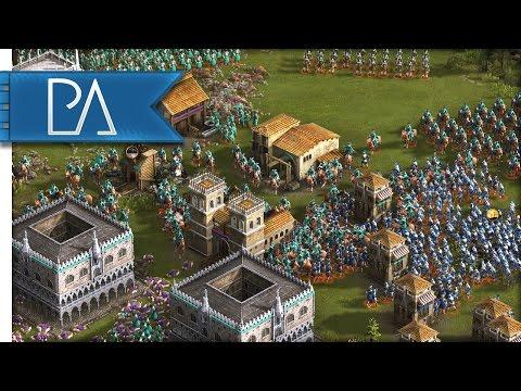 THE RUSSIAN HORDE - Cossacks 3 Gameplay