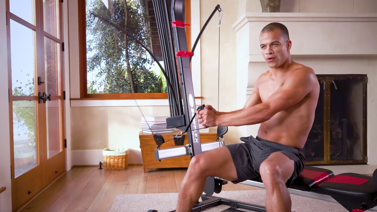 Bowflex® PR1000 | Twenty-Minute Better Body Workout