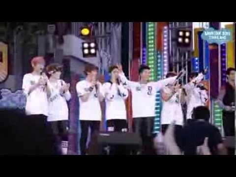 131130 BTS 방탄소년단 : Speak Thai 'ช่อง 7 สี ทีวีเพื่อคุณ' @ 7 See Concert