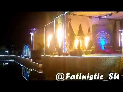 Fatin Shidqia - Grenade, Live On Ramadhan Fair Kota Medan 2016