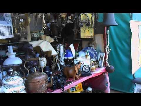 Antique Fair - Del Anticuario - Acassusso - Buenos Aires