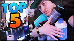 TOP 5 G-FUEL SHAKER CUPS! - TOP FIVE BEST LOOKING GAMMA LABS SHAKERS!