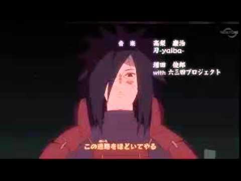 Naruto Shippuden Opening 13 FULL EXTENDED Niwaka Ame Nimo Makezu
