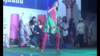 Dance on Nari Shakti  at delhi public school jhunjhunu