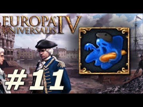 Europa Universalis IV: Rule Britannia | Big Blue Blob - Part 11