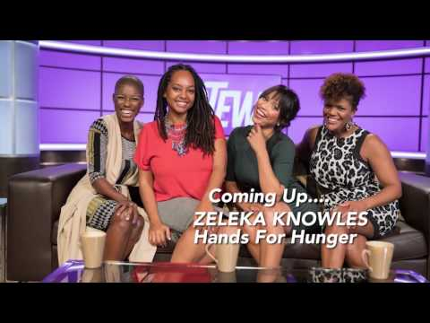 The Stew - Zeleka Knowles dishes on Paradise Plates - ILTV