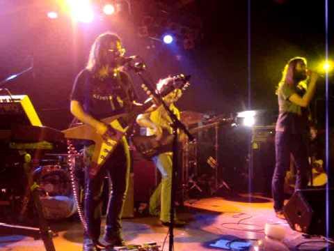 Shooter Jennings / Hierophant EVERYTHING ELSE IS ILLUSION Charleston SC Music Farm 10-10-09