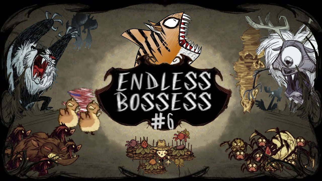 Dont starve together survival or endless