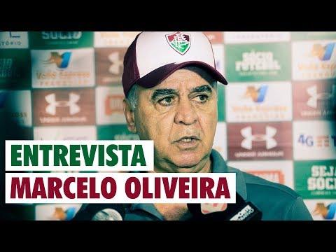 FluTV - Ceará 1 x 0 Fluminense - Coletiva - Marcelo Oliveira