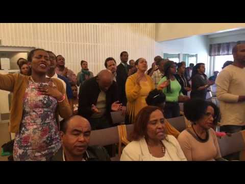 2017 Easter Conference Worship @Ethiopian Evangelical Church In Finland