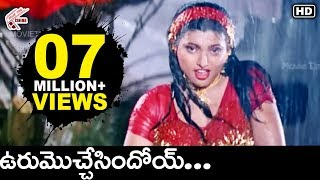 Urumochesindoy Video Song || Big Boss Movie || Chiranjeevi, Roja, Madhavi