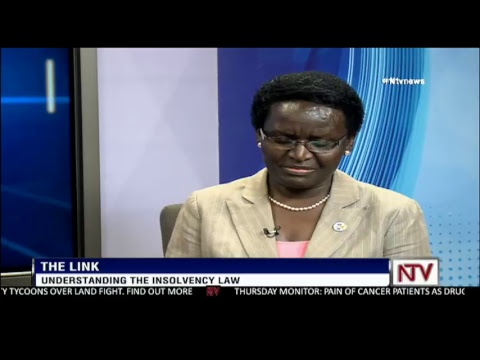 NTV THE LINK: Insolvency and how it can help you save a collapsing business