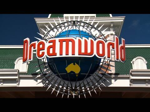 Dreamworld & Whitewater World Gold Coast Theme Parks