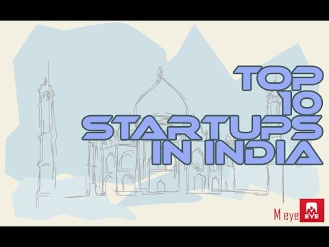 Top 10 Startups in India
