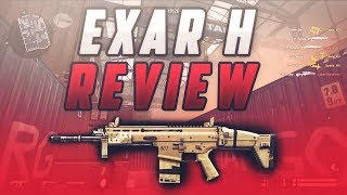 Warface - EXAR-H Review
