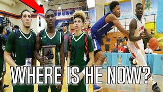 What Happened to The BALL BROS. Old Teammate ELI SCOTT?   (Lonzo, Lamelo, & Liangelo Ball)