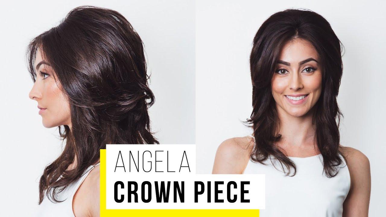 Angela Hair Extension Tutorial Youtube
