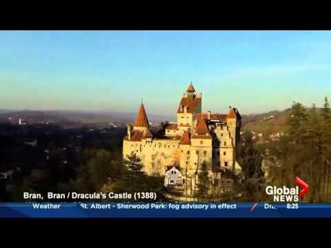 The Travel Lady: Tour Romania and Bulgaria