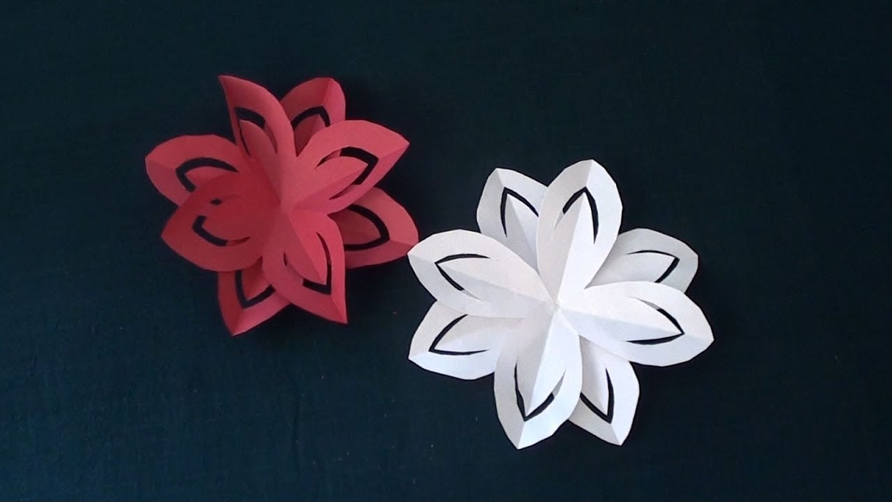 Layered paper flowers for kids easy diy paper arts and crafts layered paper flowers for kids easy diy paper arts and crafts dhlflorist Images