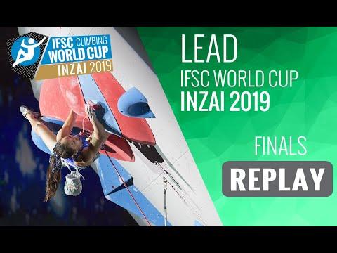 IFSC Climbing World Cup Inzai 2019 - Lead Finals