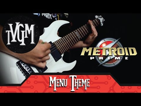 Metroid Prime - Menu Theme Cover (theVGMusician)