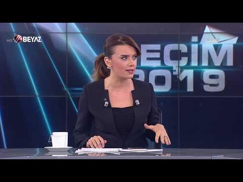 Seçim 2019 - Cem Küçük/Hakan Bayrakçı/Murat Sarı