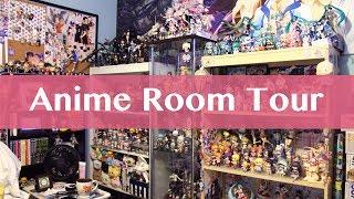 Anime Room Tour 2017