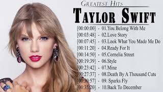 テイラー・スウィフトメドレー -Taylor Swift top songs