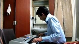 Ye Mera Dil - Don (2006) on Yamaha PSR E403 keyboard