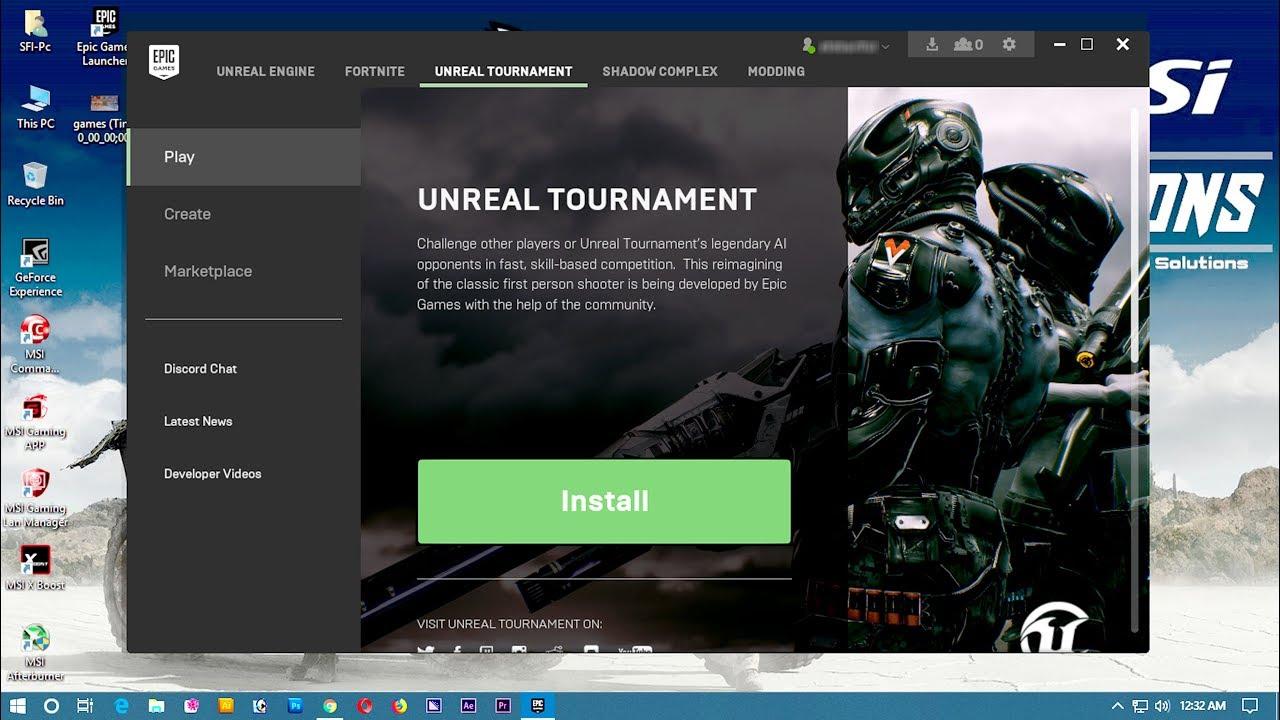 Unreal Tournament 3 Mac Download