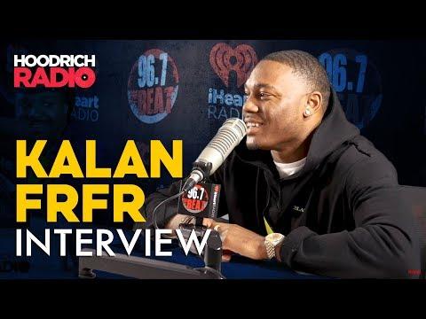 DJ Scream - Kalan Frfr Talks Growth, Fake Love, New Music, Shoots His Shot at Ella Mai