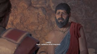 Assassin's Creed Odyssey #23 - ps4 - (Gameplay ao vivo em Português PT-BR)
