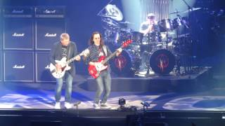 RUSH R40 - Cygnus X-1 Book I & II (with drum solo) - Toronto - ACC - June 17, 2015