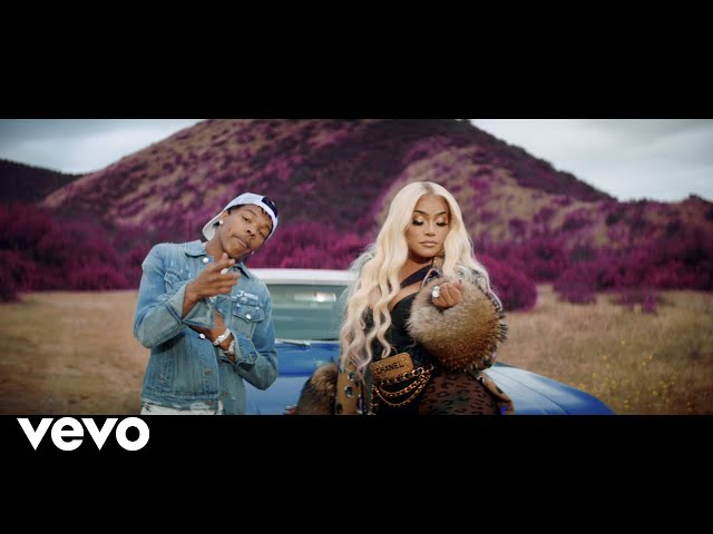 Stefflon Don, Lil Baby - Phone Down (Official Video)