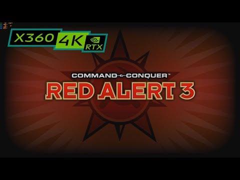 Command & Conquer: Red Alert 3 / 4K XBOX 360 Emulator Xenia / RTX 2080ti