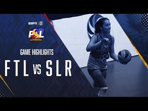 Highlights: F2 Logistics vs. Sta. Lucia | PSL All-Filipino Conference 2019