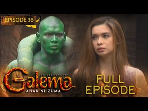 Galema: Anak Ni Zuma | Full Episode 36