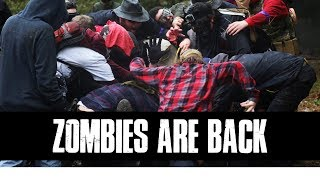 Airsoft Zombies are BACK - Ballahack Airsoft Field