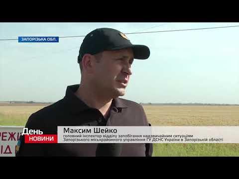 Телеканал TV5: На території Запорізької області почалась збиральна кампанія 2020