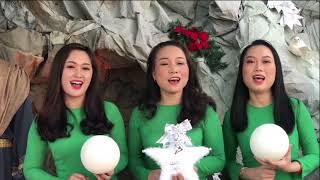 Liên Khúc Ngân Vang Đón Giáng Sinh - Tiếng Chuông Sinh Nhật - Kìa Trông Huy Hoàng