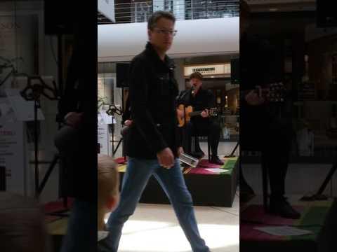 Optreden Bart Brandjes en Dirk vd Wall 15.4.2017 Alexandrium Rotterdam
