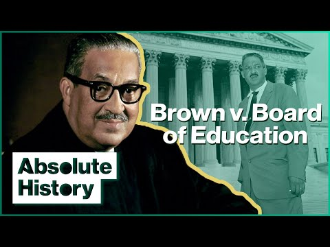 How This Court Case Won Equal Education For Black Students | Thurgood Marshall | Absolute History