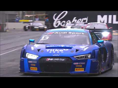Audi Sport R8 LMS Cup 2018 Round 2 Full Race