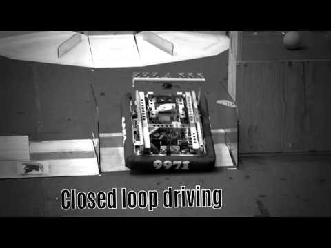 FRC971 Spartan Robotics 2016 Release Video