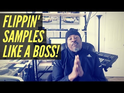 Chopping Samples On Maschine MK3   Sample Pack Review - Finyl Boonie Tunes