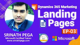 Dynamics 365 for Marketing | Settings | Episode -03 | Landing Page Configuration