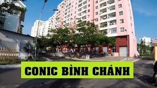 Nhà đất KDC Conic 13B Nguyễn Văn Linh,Bình Chánh - Land Go Now ✔