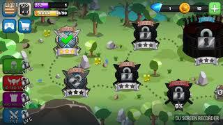 Game Funny Tiny Gladiators Trên smartphone
