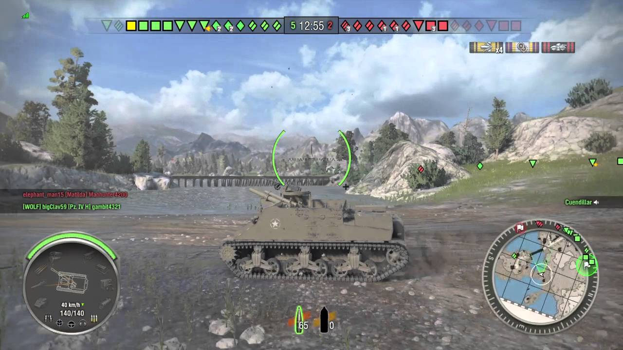 World Of Tanks Wiki Guide to Stop Playing Like A Noob!
